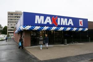 1 Vilde tee 124 Maxima X