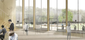 VNTK Vaade III korruselt terrassile robin